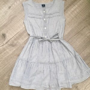 GAP Kids Pinstripe Dress